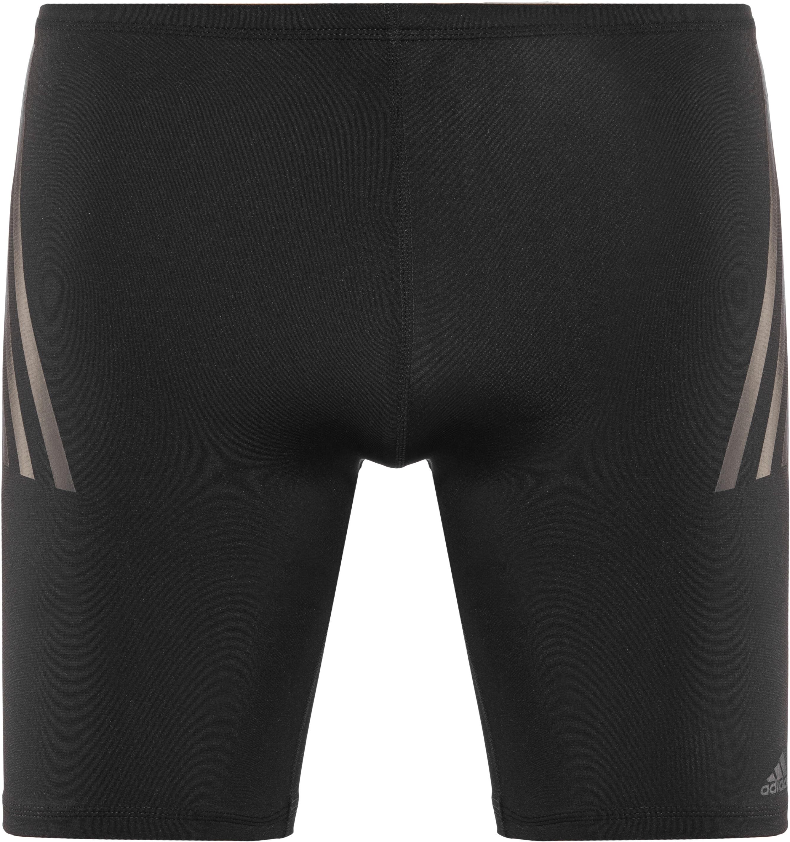 8ab0a6b245bba1 adidas Pro 3-Stripes zwembroek Heren, black/carbon l Online outdoor ...